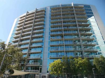 Plaza Midtown Condo/Townhouse For Sale: 44 NW Peachtree Pl #528