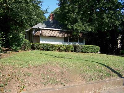 Hapeville Single Family Home For Sale: 3309 Dogwood Dr #5