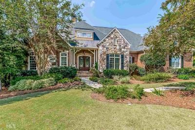 Acworth Single Family Home For Sale: 6334 Howell Cobb