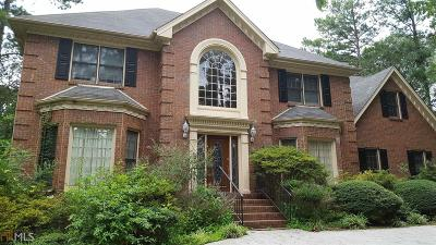 Lithonia Single Family Home For Sale: 3487 Hunters Pace Dr