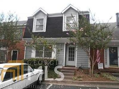 Roswell Condo/Townhouse New: 114 Teal Ct