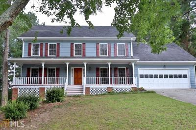 Snellville Single Family Home New: 4745 Riveredge Cv