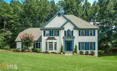 Suwanee Single Family Home For Sale: 1070 Swan Mill Ct