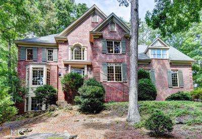 Johns Creek Single Family Home For Sale: 410 Covington Cv