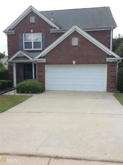 Grayson Single Family Home Under Contract: 958 Bramble Way #10