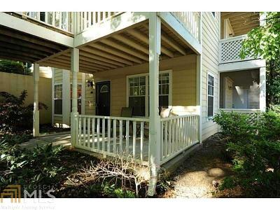 Marietta, Smyrna Condo/Townhouse New: 3901 Riverlook Pkwy #102