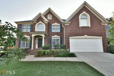 Alpharetta Single Family Home For Sale: 12582 Huntington Trce