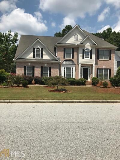 Stone Mountain Single Family Home For Sale: 216 Mistybrook Cir