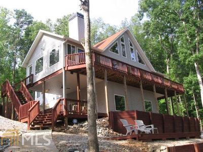 Lavonia, Martin, Toccoa, Fair Play, Westminster Single Family Home New: 517 Tammerick Trl
