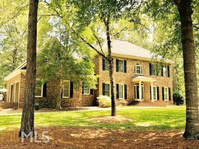 Statesboro Single Family Home For Sale: 210 Princeton Way