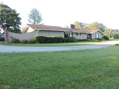 Elbert County, Franklin County, Hart County Single Family Home For Sale: 7571 Royston Rd
