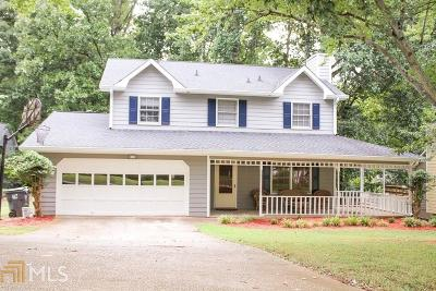 Lilburn Single Family Home New: 650 Huntington Way