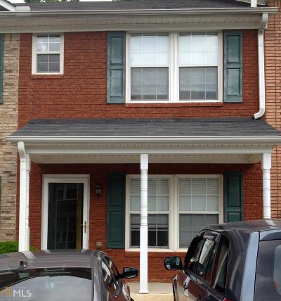 Fulton County Condo/Townhouse New: 3627 Ginnis Rd #2