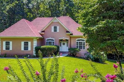 Fayetteville Single Family Home For Sale: 110 Trace