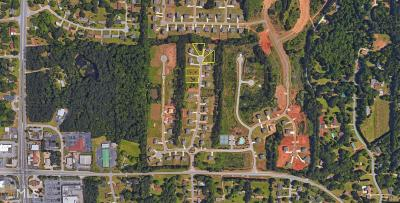 Conyers Residential Lots & Land New: Carillon Dr #4 Lots