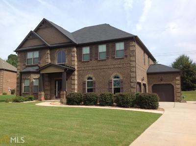 Henry County Single Family Home New: 341 Snow Bird Dr