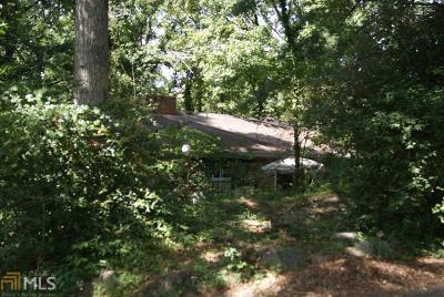 Atlanta Single Family Home New: 160 Worth Dr