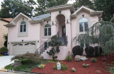 Decatur Single Family Home For Sale: 1085 Druid Lake