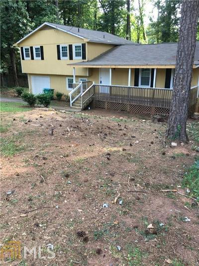 Stone Mountain Single Family Home For Sale: 353 Rosser Rd