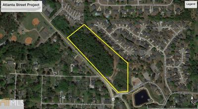 Residential Lots & Land New: Atlanta St