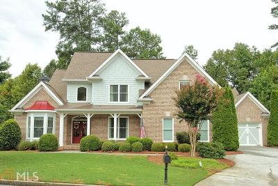 Lawrenceville Single Family Home For Sale: 2376 Lake Ridge Ter