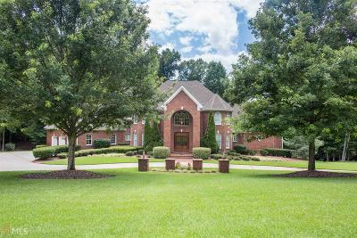 Coweta County Single Family Home New: 120 Island Cove Dr