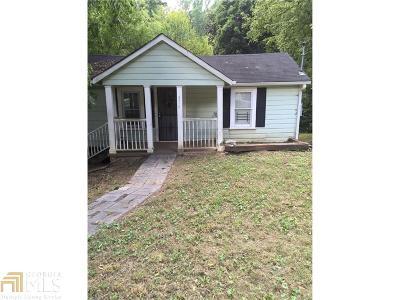 Fulton County Single Family Home New: 976 Callahan St