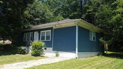 Atlanta Single Family Home For Sale: 2280 SW Camp Ground Rd