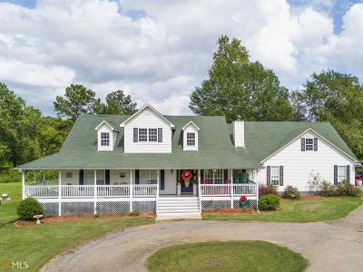 Griffin Single Family Home For Sale: 878 New Salem Rd