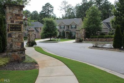 Fulton County Single Family Home For Sale: 10635 Haynes Valley