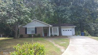 Conyers Single Family Home New: 613 Windsor Dr