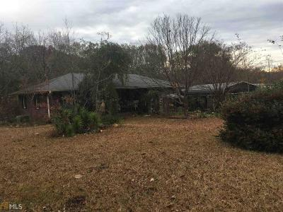 Elbert County, Franklin County, Hart County Single Family Home For Sale: 5451 Bowman Highway