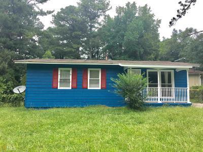 Atlanta Single Family Home New: 1027 NW Fairburn Rd