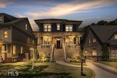 Single Family Home For Sale: 4252 Weaver St