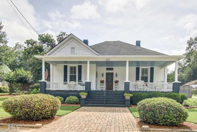 Covington Single Family Home For Sale: 3138 Mill St