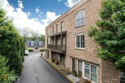 Roswell Condo/Townhouse New: 120 Green Oak Dr