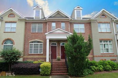 Johns Creek Condo/Townhouse New: 10828 Ellicot Way