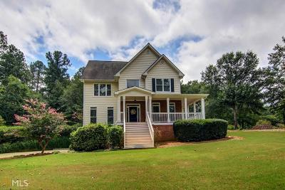 Monroe Single Family Home New: 3710 Apalachee Ridge