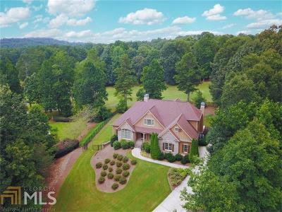 Flowery Branch Single Family Home New: 4556 Thornbury Close Way