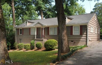 Peachtree Hills Multi Family Home New: 50 Mobile Ave