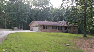 Rockdale County Single Family Home New: 1275 Corley Rd