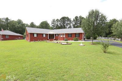 McDonough Single Family Home New: 2150 E Lake Rd
