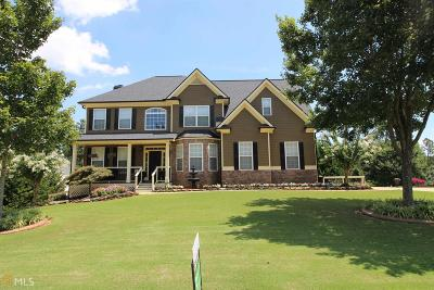 Hoschton Single Family Home For Sale: 48 Bristol Ct