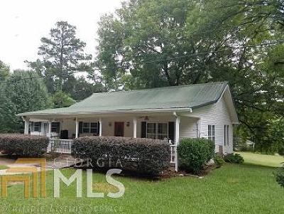 Coweta County Single Family Home For Sale: 3139 Roscoe Rd