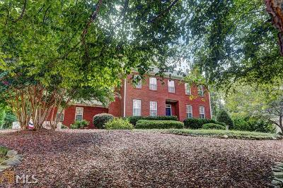 Coweta County Single Family Home For Sale: 130 Peninsula Cir