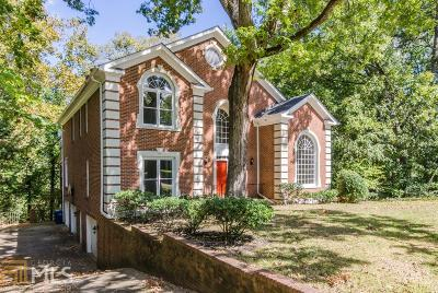Buckhead Single Family Home New: 1661 Mt Paran Rd