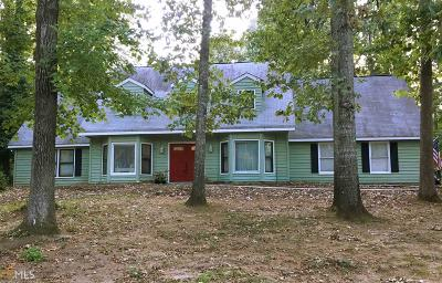 Peachtree City Single Family Home Under Contract: 202 Larkspur Turn