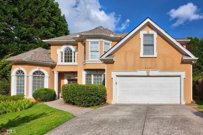 Atlanta Single Family Home New: 4645 Windsor Gate Ct