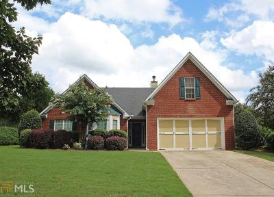 Monroe Single Family Home For Sale: 6455 Old Mill Ln