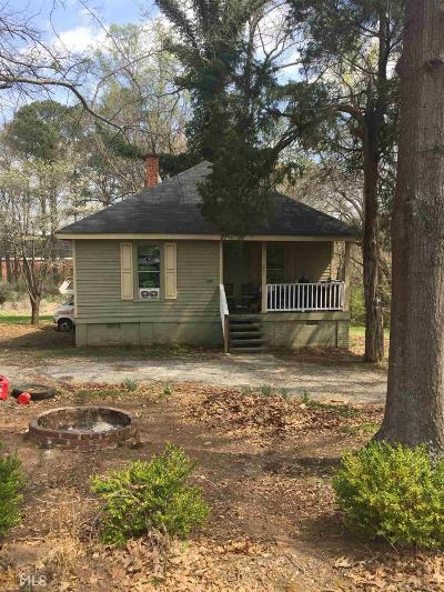 Coweta County Single Family Home New: 233 Arnco 5th St